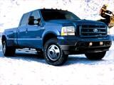 2005 Ford F350 Super Duty Crew Cab