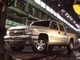 2006 Chevrolet Silverado 1500 HD Crew Cab
