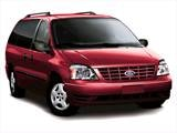 2007 Ford Freestar Passenger