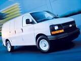 2008 Chevrolet Express 3500 Cargo