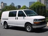 2010 Chevrolet Express 3500 Passenger