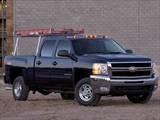 2010 Chevrolet Silverado 2500 HD Crew Cab