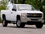 2011 Chevrolet Silverado 2500 HD Regular Cab