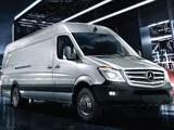 2014 Mercedes-Benz Sprinter 3500 Cargo