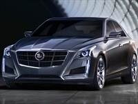Certified Pre-Owned Cadillac CTS