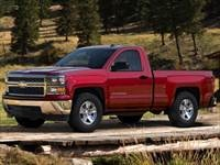 Certified Pre-Owned Chevrolet Silverado 1500 Regular Cab