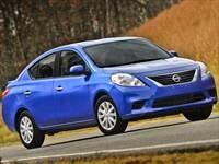 Certified Pre-Owned Nissan Versa