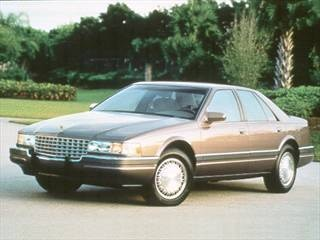 1993 Cadillac Seville Sedan 4D  photo