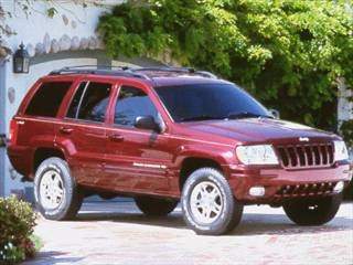 1999 Jeep Grand Cherokee Limited Sport Utility 4D  photo