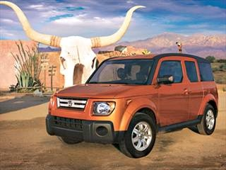 2007 Honda Element EX Sport Utility 4D  photo