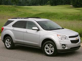 2011 Chevrolet Equinox LS Sport Utility 4D  photo