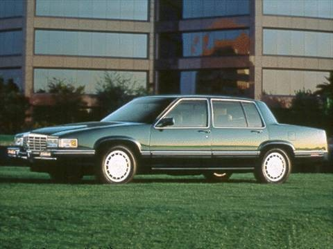 1993 cadillac deville touring sedan 4d pictures and videos kelley blue book. Black Bedroom Furniture Sets. Home Design Ideas