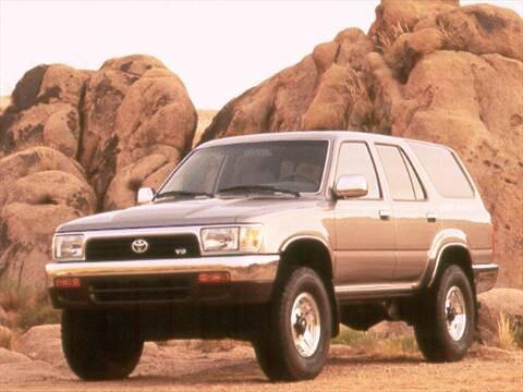 1993 Toyota 4Runner SR5 Sport Utility 4D  photo