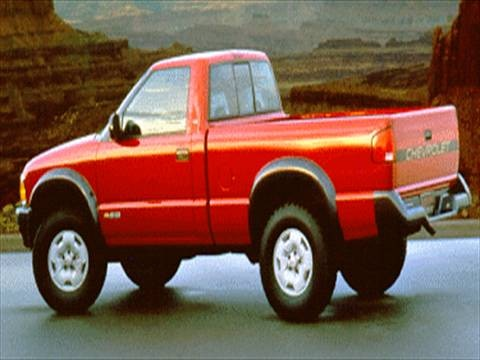 1994 Chevy S10 Regular Cab Long Bed