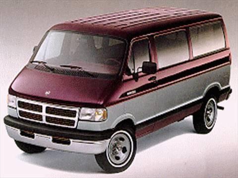 1994 dodge ram wagon b250 van pictures and videos kelley blue book. Black Bedroom Furniture Sets. Home Design Ideas