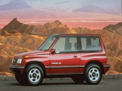 1994 geo tracker lsi sport utility pictures and videos kelley blue book. Black Bedroom Furniture Sets. Home Design Ideas