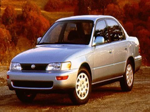 1994 Toyota Corolla Kbb Autos Post
