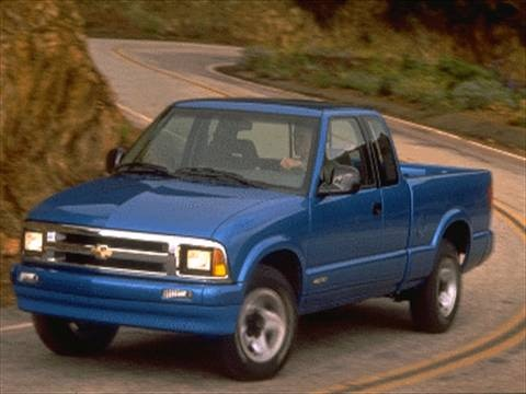 1995 chevrolet s10 extended cab pickup pictures and videos kelley blue book. Black Bedroom Furniture Sets. Home Design Ideas