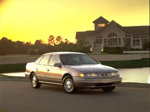 1995 Ford Taurus GL Sedan 4D Pictures and Videos - Kelley Blue Book