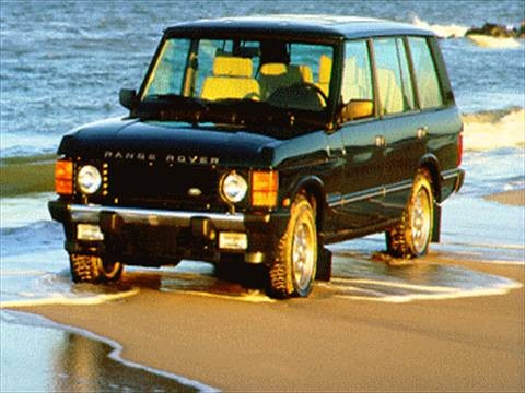1995 Land Rover Range Rover County LWB Sport Utility 4D  photo