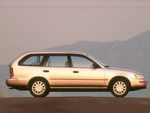 1995 toyota corolla dx wagon 4d pictures and videos kelley blue book. Black Bedroom Furniture Sets. Home Design Ideas