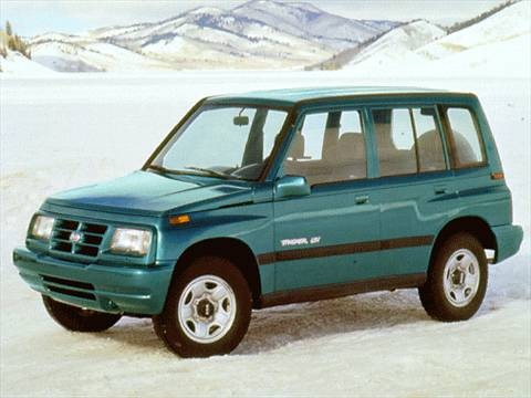 1996 geo tracker lsi sport utility 4d pictures and videos