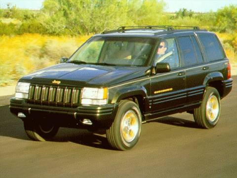 1997 jeep grand cherokee kelley blue book autos post for Southern motors springfield chrysler dodge jeep