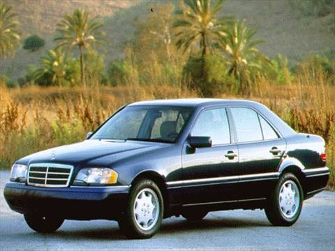 1995 mercedes c220 blue book for Mercedes benz blue book