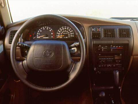 1996 Toyota 4Runner Sport Utility 4D  photo
