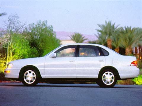 1996 Toyota Avalon XL Sedan 4D  photo