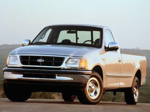 1997 ford f150 regular cab long bed pictures and videos kelley blue book. Black Bedroom Furniture Sets. Home Design Ideas