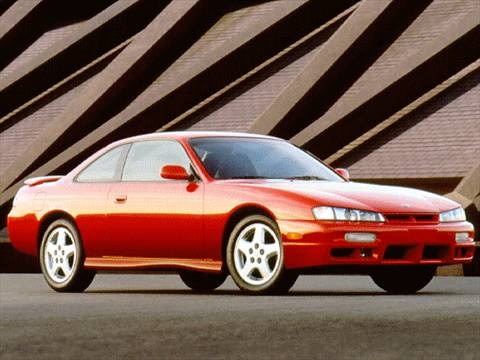 1997 Nissan 240SX SE Coupe 2D Pictures and Videos - Kelley ...