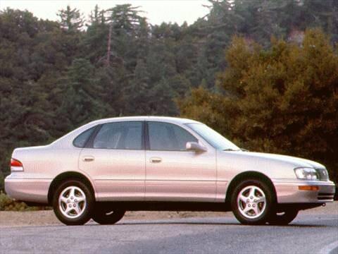 1997 Toyota Avalon XL Sedan 4D  photo