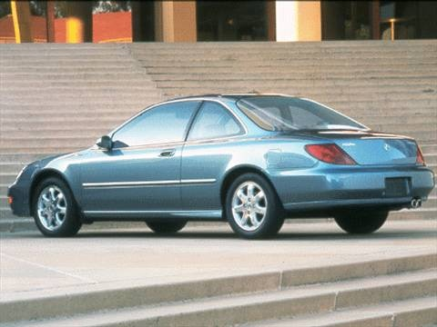 Acura Cl Rearside Accl
