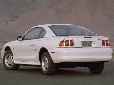 1998 Ford Mustang Coupe 2D  photo