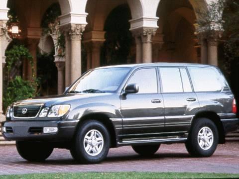 1998 Lexus LX LX 470 Sport Utility 4D  photo