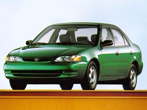 1998 Toyota Corolla VE Sedan 4D  photo