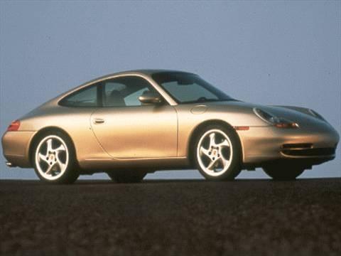 1999 Porsche 911 Carrera Coupe 2D  photo