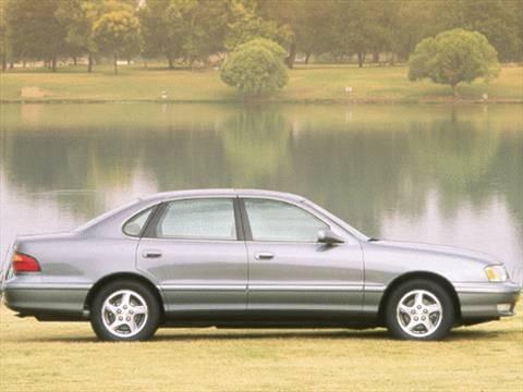 1999 Toyota Avalon XL Sedan 4D  photo