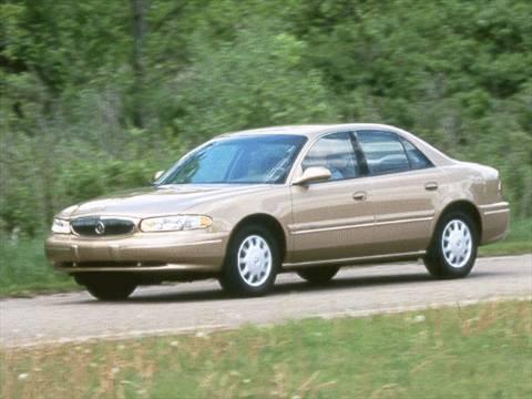 2000 Buick Century Custom Sedan 4D Pictures and Videos ...