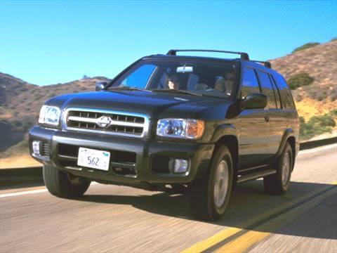 2000 Nissan Pathfinder XE Sport Utility 4D  photo