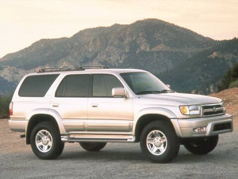 2000 Toyota 4Runner Sport Utility 4D  photo