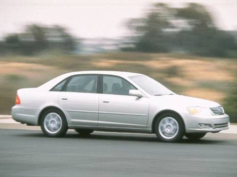 2000 Toyota Avalon XL Sedan 4D  photo