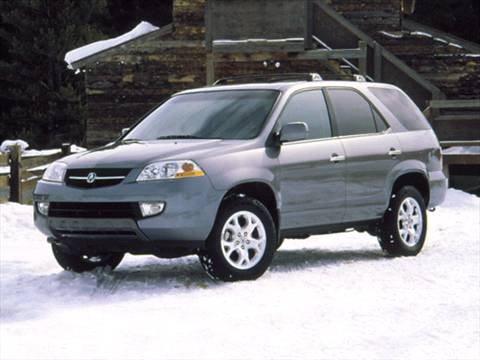 2001 Acura  on 2001 Acura Mdx Sport Utility 4d Pictures And Videos   Kelley Blue Book