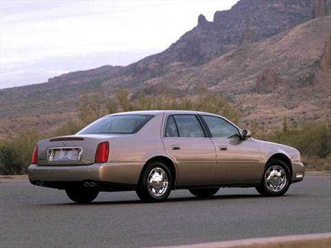 2001 Cadillac DeVille Sedan 4D  photo