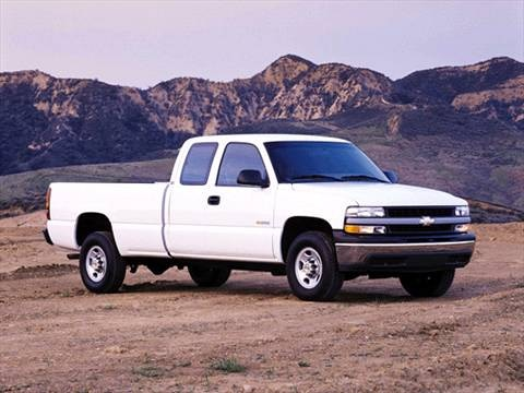 2001 Chevrolet Silverado 1500 Extended Cab Short Bed  photo