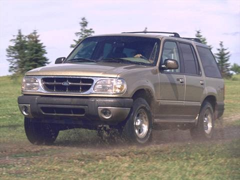 2001 Ford Explorer Sport Utility 4D  photo