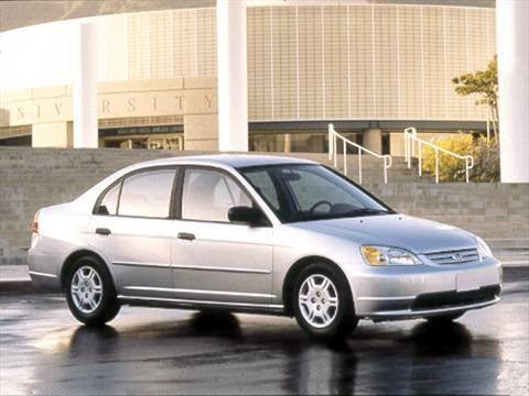 2001 honda civic lx sedan 4d pictures and videos kelley blue book. Black Bedroom Furniture Sets. Home Design Ideas
