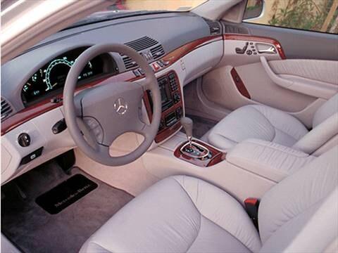 2001 Mercedes-Benz S-Class S430 Sedan 4D  photo