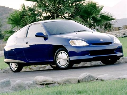 2002 Honda Insight Hybrid Hatchback 2D  photo